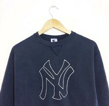 Retro 90's Champion Sweater New York Yankees Men's Large USA Baseball Vintage