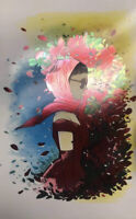 DEPARTMENT OF TRUTH #1 - 4TH PRINT (MOMOKO WOMAN IN RED FOILED VARIANT) PREORDER