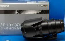 Tamron SP 70-200mm f 2.8 Di VC USD per Canon EF