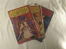The League of Extraordinary Gentlemen Volume 2 1-3 Alan Moore