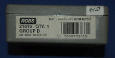 RCBS 10mm 3-Die Set-(Carbide)(21615)-new old stock