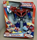 Transformers Animated Supreme Class Autobot Roll Out Command Optimus Prime