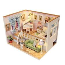 DIY Miniature Dollhouse Project Doll Room Decor Kits Gift - Because of You