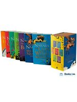 The Chronicles of Narnia 7 Books Box Set Collection By C.S. Lewis