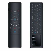 Mini Wireless Keyboard Air Mouse Touchpad Remote Control For Android TV BOX PC