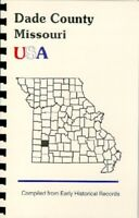 Missouri 1877 Atlas Map of Holt County History Genealogy Biography Book on CD