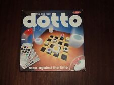 Dotto The Dice Race Board Game by TACTIC 2009 Complete & VGC Free UK P&P