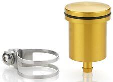 Original Rizoma depósito de fluidos pot redondo pequeño salida inferior de aleación Oro ct015g