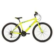 Biciclette gialli in acciaio da uomo