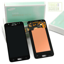 100% Original Samsung Galaxy J5 SM-J500F/FN/H Display Screen schwarz black noir