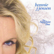 BONNIE J JENSEN (THE SAPPHIRE TREE - CD SEALED + FREE POST)