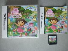 Joyeux Anniversaire Dora L'exploratrice Jeu Vidéo Nintendo DS