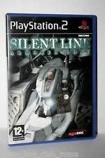 SILENT LINE ARMORED CORE GIOCO USATO OTTIMO SONY PS2 ED ITALIANA AT1 33198