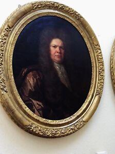 Portrait of Sir William Cowper [1639-1706] Circle of Michael Dahl