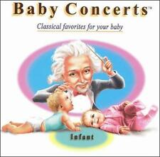Baby Concerts: Infant (CD, Apr-2005, Childish Records) - **DISC ONLY**