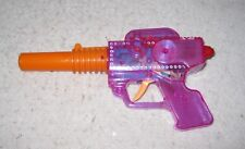 Plastic Toy Space Gun Makes Noise 8.5""