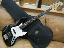 2001 Fender Jazz Bass Guitar. Made in Mexico