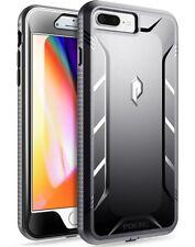 Poetic Apple iPhone 8  Plus / 7 Plus Case w/ Built-in-Screen Protector 5 Color