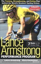 BOOK-The Lance Armstrong Performance Program,Lance Armstrong, Chris C
