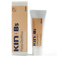 Kin B5 Toothpaste ~ SLS-Free Xylitol CPC, Daily Use for Bad Breath Implants Gums