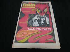 Ram Magazine June 22 1984 - Dragon Cover - Excellent Condition - RARE!!!!