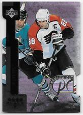97/98 BLACK DIAMOND PREMIUM CUT QUAD DIAMOND VERTICAL Eric Lindros #PC13