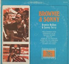 New listing BROWNE McGHEE & SONNY TERRY / EVEREST 242