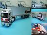 Truck camión camion camião  Berliet TR 350 Turbo  FR 1978-1980 Ixo/Altaya 1:43