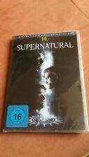 Supernatural - Staffel 14 (DVD, 2020, 5 Discs)  NEU