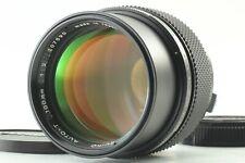 【MINT】 Olympus OM-SYSTEM ZUIKO AUTO-T 100mm f/2 Telephoto MF Lens from JAPAN