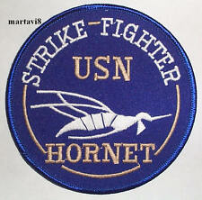 US.Navy F-18 Hornet Aircraft  Cloth Badge / Patch (F18-1)