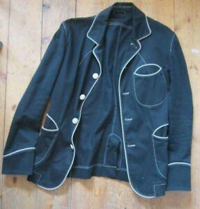 VIVIENNE WESTWOOD Man London Jacket Size 50 Made In Italy 98% cotton 2% elastane