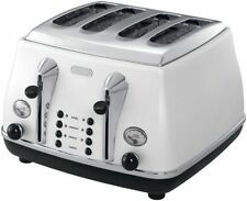 DeLonghi Stainless Steel Toasters