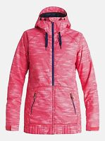 ROXY Women's VALLEY HOODIE Snow Jacket - MLR7 - Size Large - NWT LAST ONE LEFT