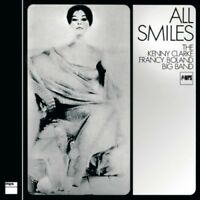 ALL SMILES - KENNY/BOLAND,FRANCY BIG BAND,THE CLARKE    VINYL LP NEW!