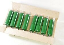 4 x 1uF/ 1.0 uF 400V 10% K75-24 / K75-10 NEW CAPACITORS NOS OTK