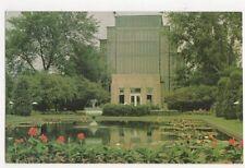 The Jewel Box Forest Park Saint Louis Mo Old Postcard USA 423a