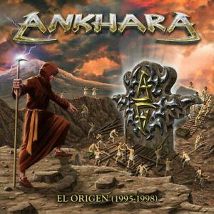 ANKHARA EL ORIGEN(1995-1998) CD 2021 WARCRY-OBUS MANZANO-SARATOGA
