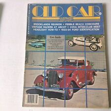 Old Car Illustrated Magazine Brooklands Reunion March 1977 060117nonrh2