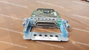 🔥 Cisco HWIC-16A 16-Port Asynchronous High-Speed WAN  73-12950-01 73-8972-05