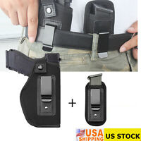 Universal ​Tactical Concealed Carry OWB IWB Gun Pistol Holster Magazine Pouch