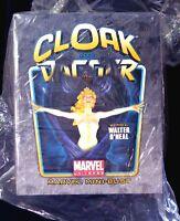 Cloak and Dagger Bust Statue Set  Bowen Designs Marvel Comics New 2009