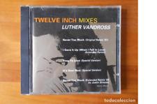 CD LUTHER VANDROSS - TWELVE INCH MIXES (2B)