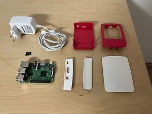 Raspberry Pi 3 Model B v1.2 Starter Set Bundle Kit