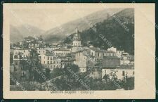 Salerno Campagna Quartiere Zeppino cartolina XB0162