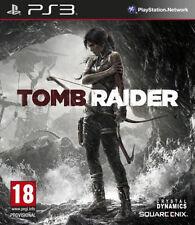 TOMB RAIDER  2013  EN ESPAÑOL NUEVO PRECINTADO  PS3