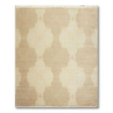 8' x 10' Hand Knotted Wool Turkish Weave Wool Foundation Oriental Area rug