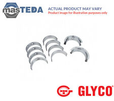 MAIN SHELL BEARINGS SET GLYCO H025/5 050MM I OVERSIZE 0.5MM NEW OE REPLACEMENT
