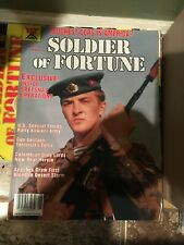 Soldier of Fortune june 1992