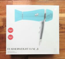 T3 Featherweight Luxe 2i Professional Hair Dryer Tiffany Blue NEW